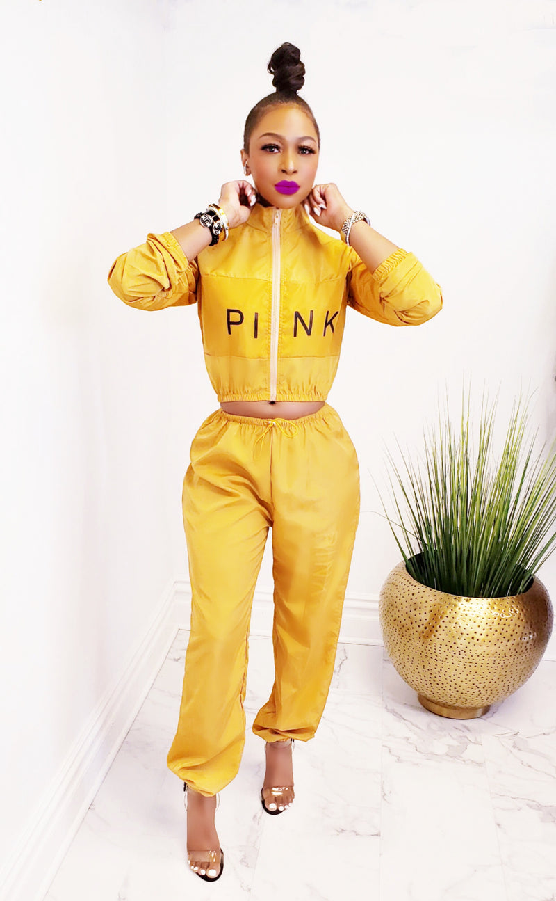 QUEEN BEE | TRACK SUIT (Size S-2XL)
