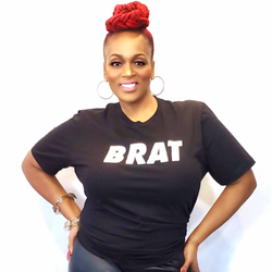 BRAT PACK | TEE (PLUS SIZE)