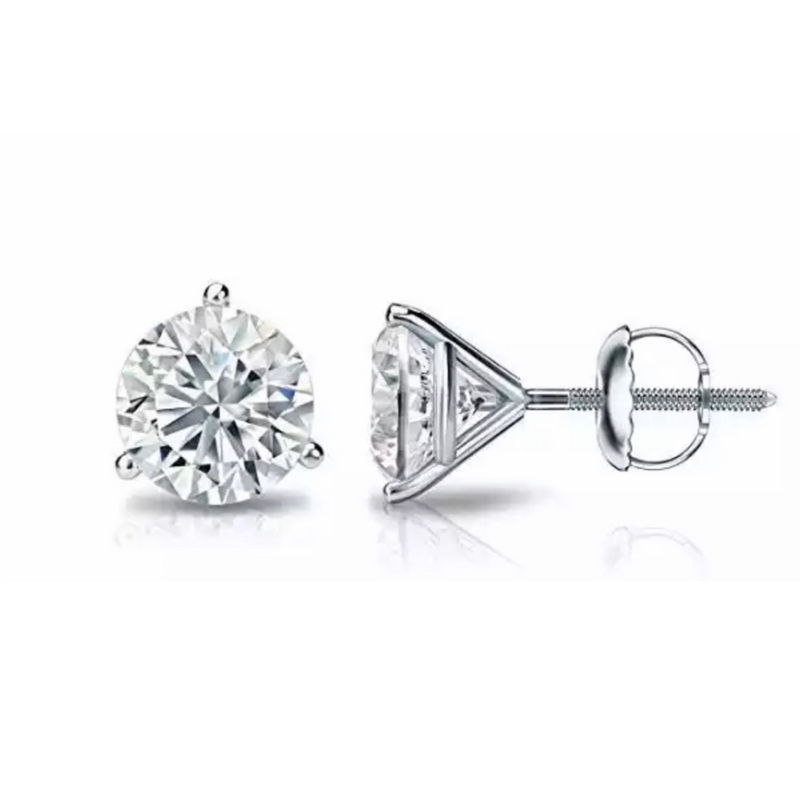 DIAMOND CZ STUD | EARRINGS