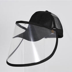ABOUT FACE VISOR | HAT