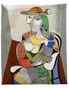 Portrait de Marie Therese - Picasso Tapestry