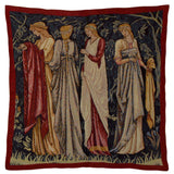 Ladies of Camelot Jules Pansu - Cushion Cover