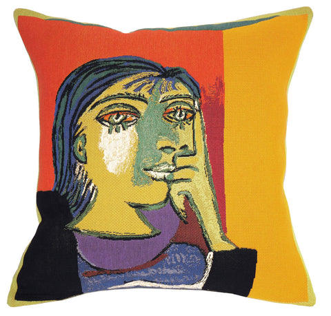 Portrait Dora Maar - Picasso Cushion Cover SALE