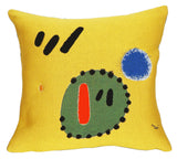 5 + 2 = 7 - Miro Cushion Cover