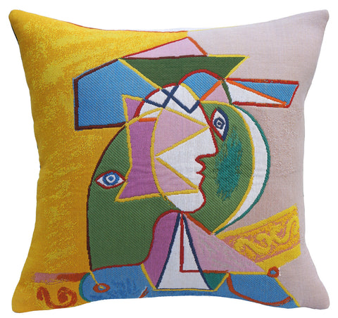Femme au Chapeau 1934 - Picasso Cushion Cover SALE