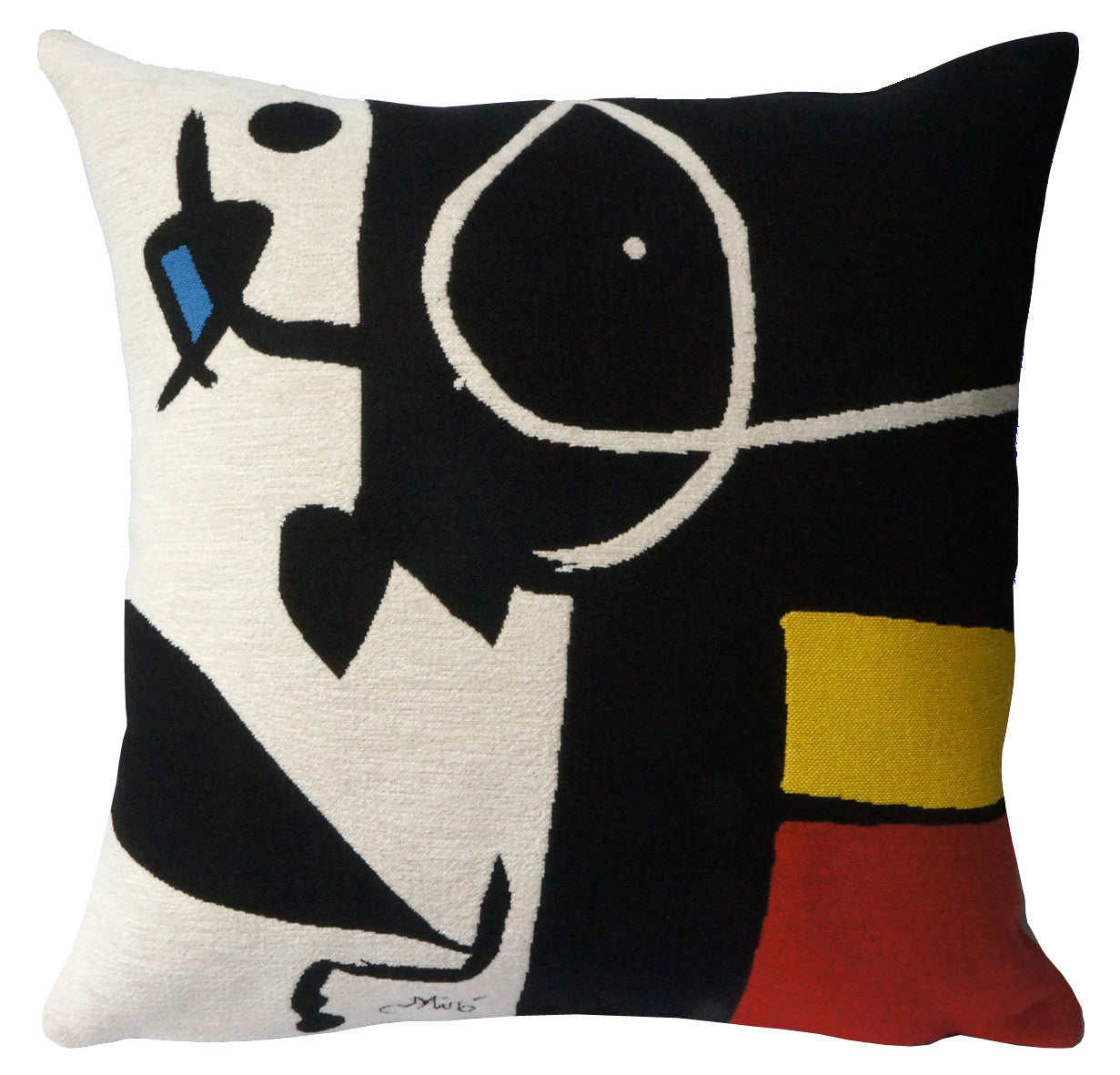 Femme Oiseau 1976 - Miro Cushion Cover - SALE