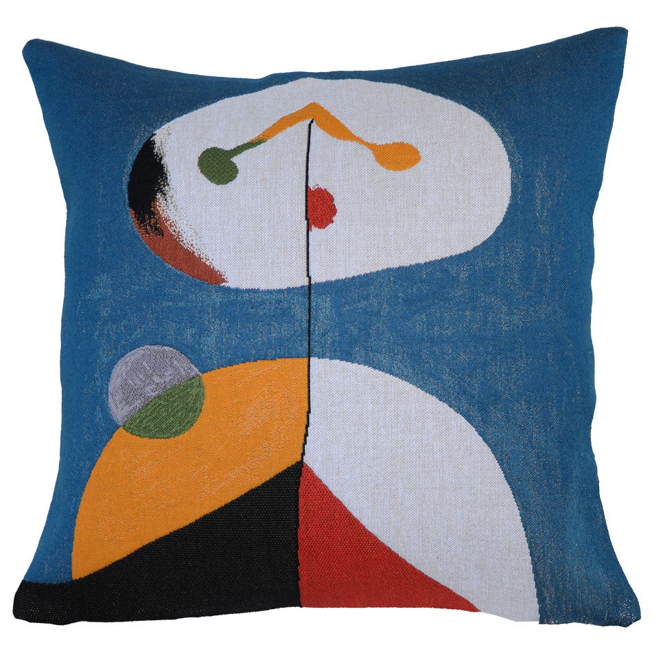 Portrait II 1938 - Miro Cushion Cover