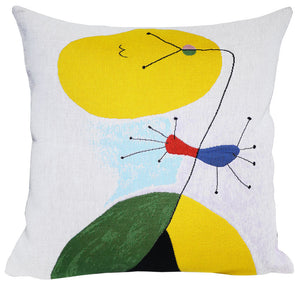 Portrait III 1938 - Miro Cushion Cover