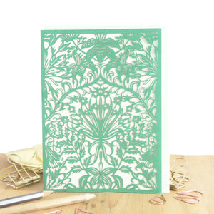 William Morris Wild Lily