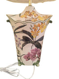 Italian Lamp Base - Orchid