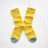 Yellow Socks