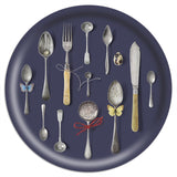 Cutlery Round Tray - 49cm - 3 colour ways