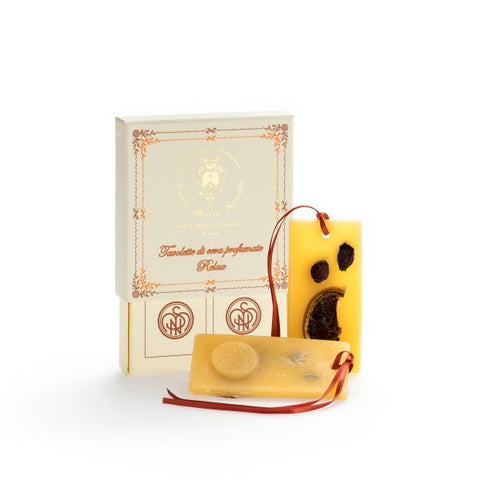 Scented Wax Tablets - Relax by Santa Maria Novella