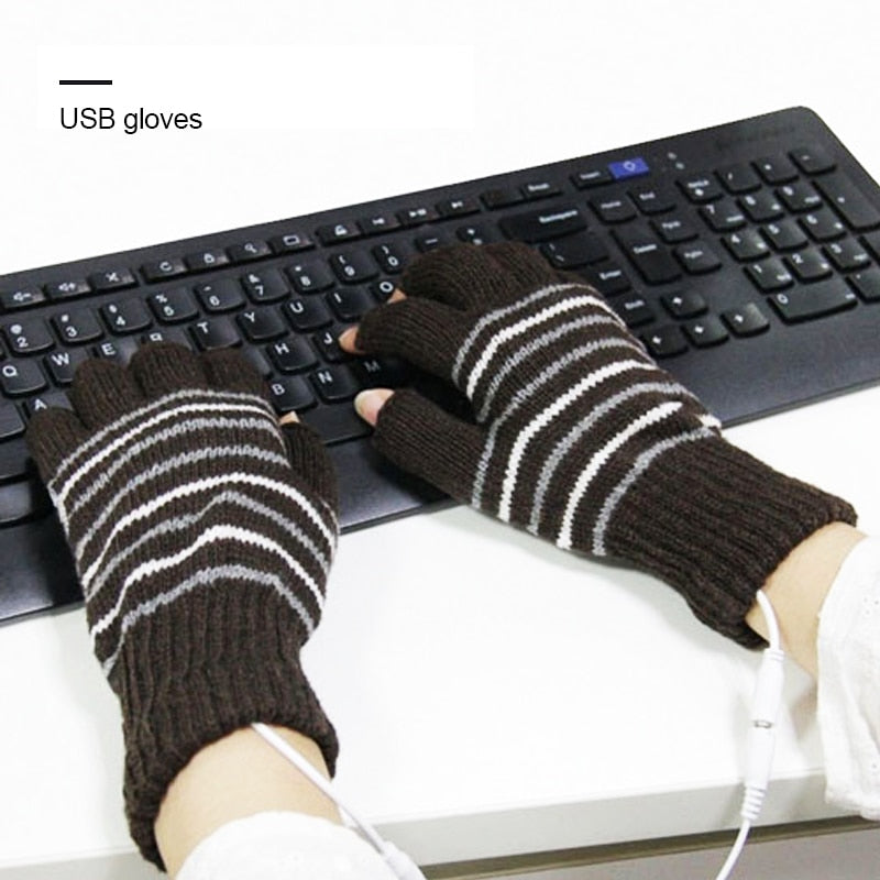 USB HAND WARMERS Gloves