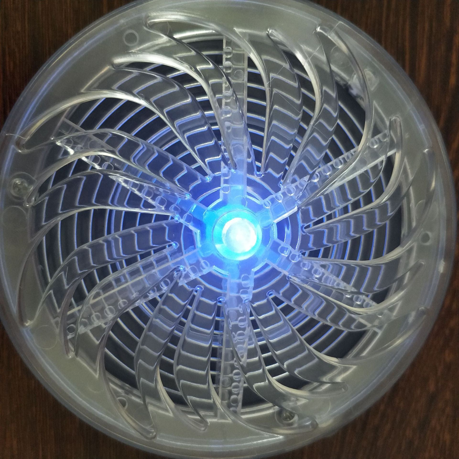 Solar Powered Bug Zapper