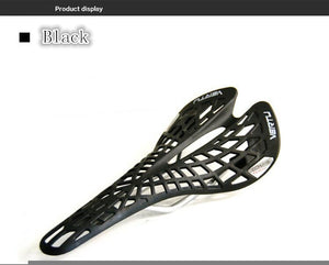 Super light bike saddle seat cushion