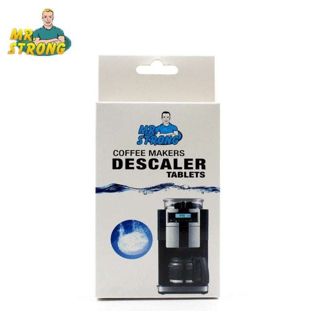 Coffee Maker Cleaning Tablet