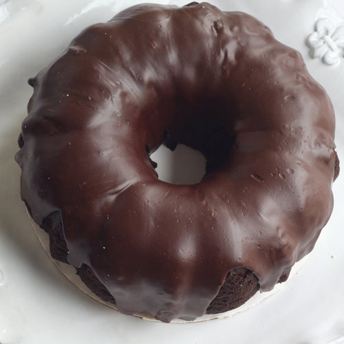 Three Georges Rich Chocolate Cake