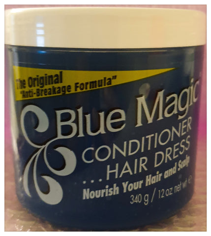 Blue Magic Conditioner Hair Dress12oz - AUSTRALIA STOCK - LOL Hair & Beauty
