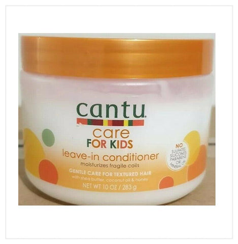 Cantu Care for Kids Leave-in Conditioner 10oz - Australia Stock - LOL Hair & Beauty