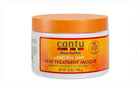 Cantu Shea Butter Deep Treatment Masque 12oz - Australia Stock - LOL Hair & Beauty