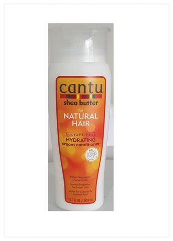 Cantu Shea Butter for Natural Hair Sulfate Free Hydrating Cream Conditioner 13.5oz - Australia Stock - LOL Hair & Beauty