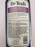 Dr Teal's Body Wash with Pure Epson Salt 710ml Soothe & Sleep with Lavender - Australia Stock - LOL Hair & Beauty