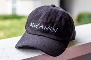 "Melanin ""FRIENDS"" Dad Hat"