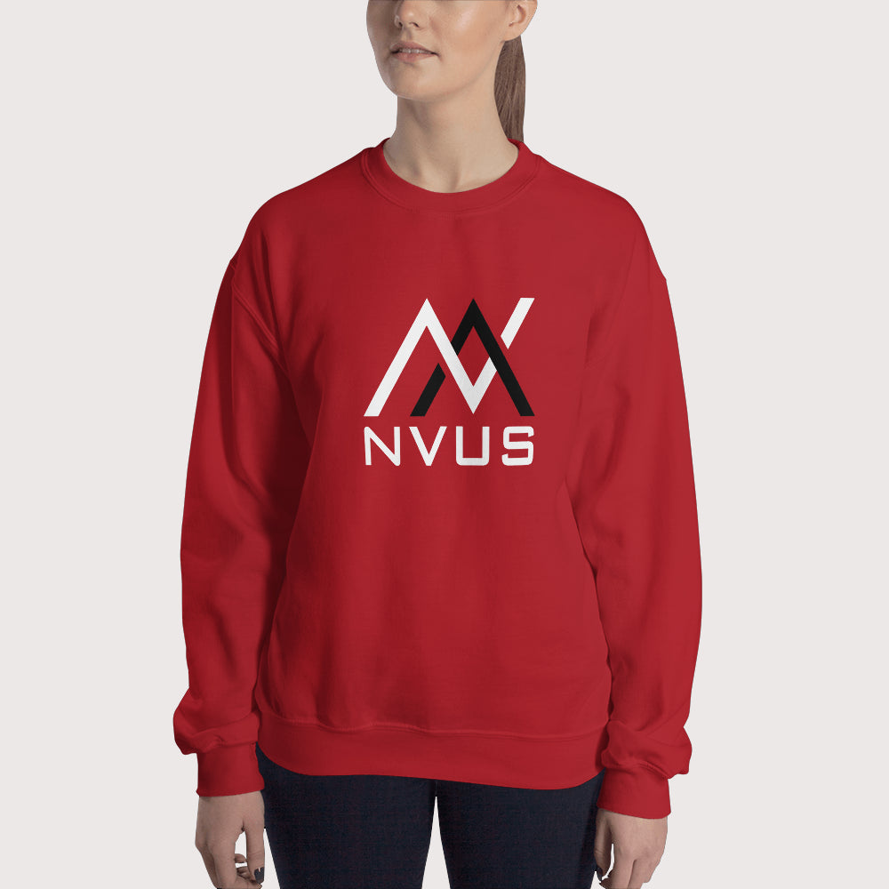 Core Crewneck Sweatshirt - Red