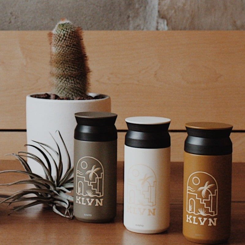 CUSTOM KINTO TRAVEL TUMBLER 350 ML