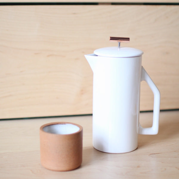 850 mL Ceramic French Press
