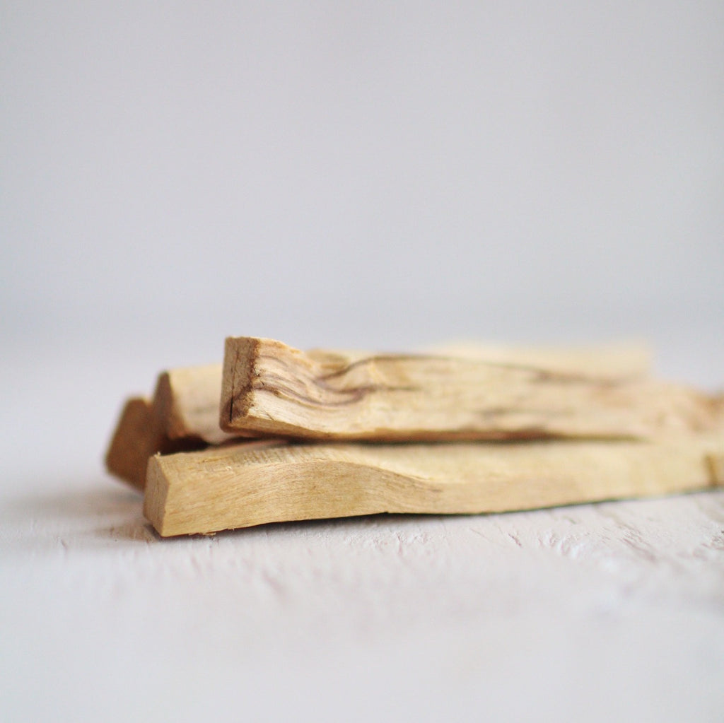 6 Palo Santo wood Sticks