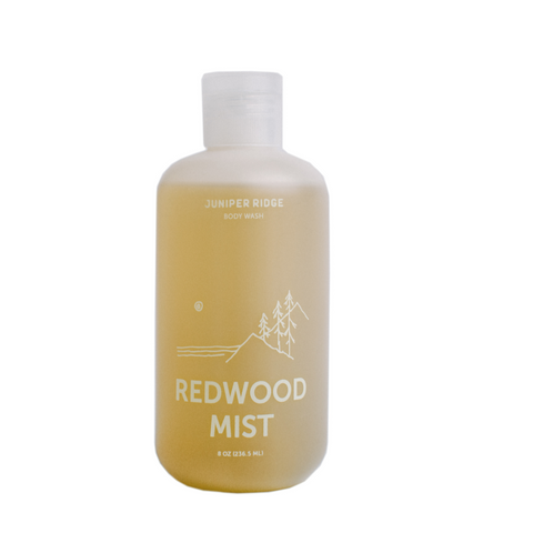 REDWOOD MIST BODY WASH – 8OZ
