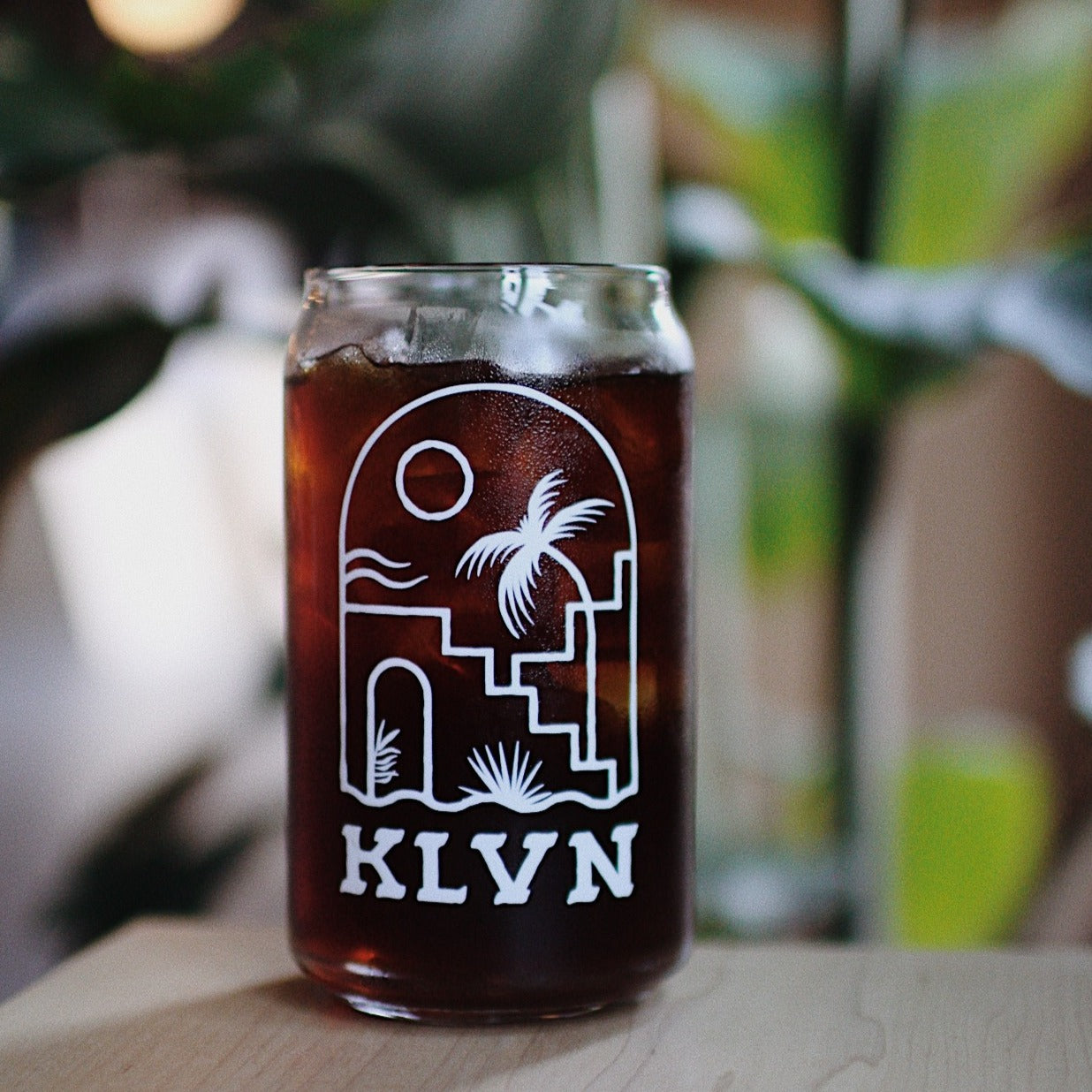 Morocco Cold Brew Glass