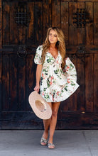 Load image into Gallery viewer, You're My Favorite Floral Babydoll Dress