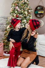 Load image into Gallery viewer, Mommy and Me Christmas Beanies