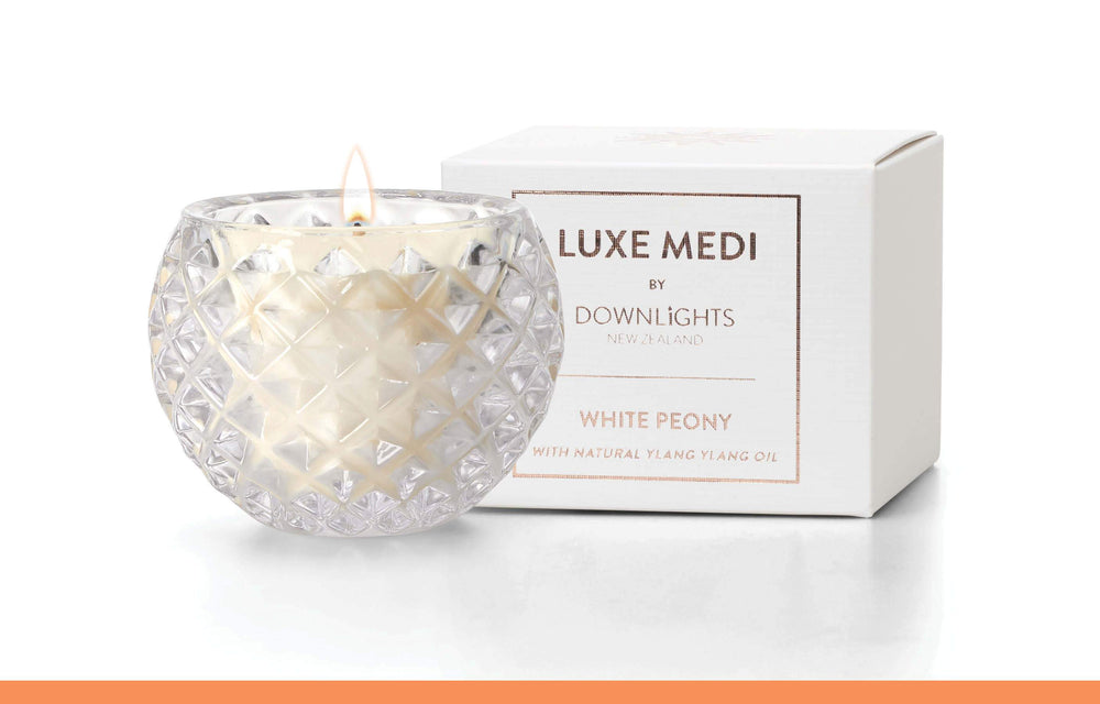 Load image into Gallery viewer, Downlights Candles Luxe Medi range