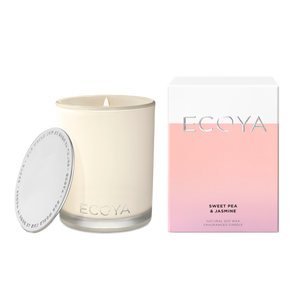 Load image into Gallery viewer, Ecoya Sweet Pea & Jasmine Candle