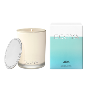 Load image into Gallery viewer, Ecoya Lotus Flower Candle