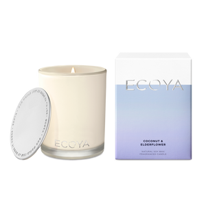Load image into Gallery viewer, Ecoya Coconut & Elderflower Candle