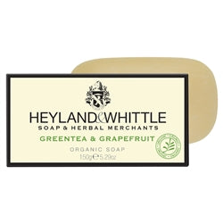 Load image into Gallery viewer, Heyland & Whittle - Green Tea and Grapefruit Organic Soap