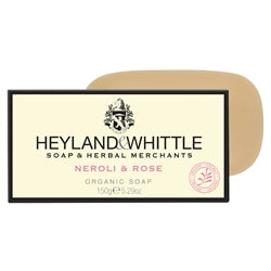 Heyland & Whittle - Neroli and Rose Organic Soap