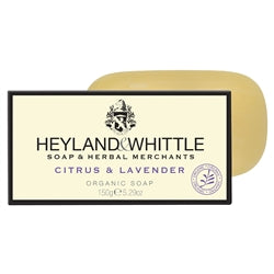 Heyland & Whittle - Citrus and Lavender Organic Soap