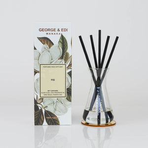 George & Edi - Fig Perfumed Reed Diffuser
