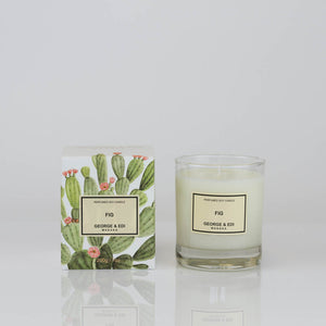 George & Edi - Fig Soy Candle