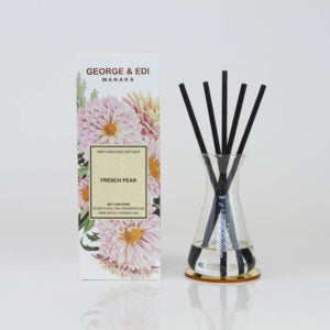 George & Edi - French Pear Perfumed Reed Diffuser