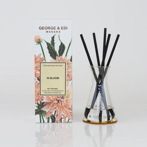 George & Edi - In Bloom Perfumed Reed Diffuser