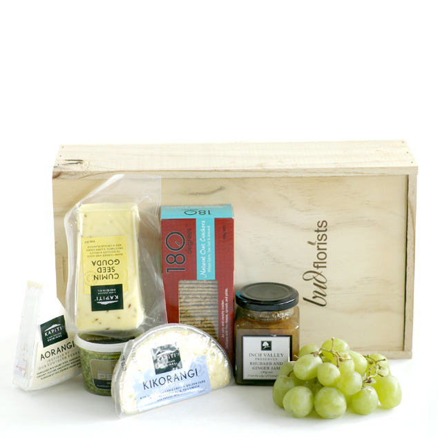 The Cheese Treat Hamper