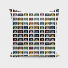 Load image into Gallery viewer, 140 Rainbow Tapes  Cushion/Pillow