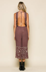 MOONLIT DESERT JUMPSUIT